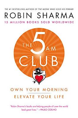 The 5 am Club by Robin Sharma ebook pdf free download