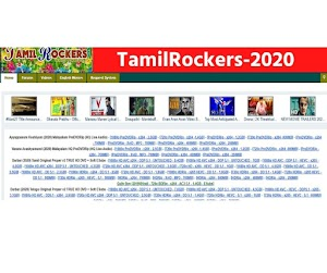 Tamilrockers Download Latest Movies