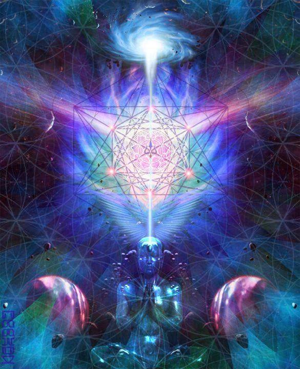 A tudat teremti és formálja az anyagot