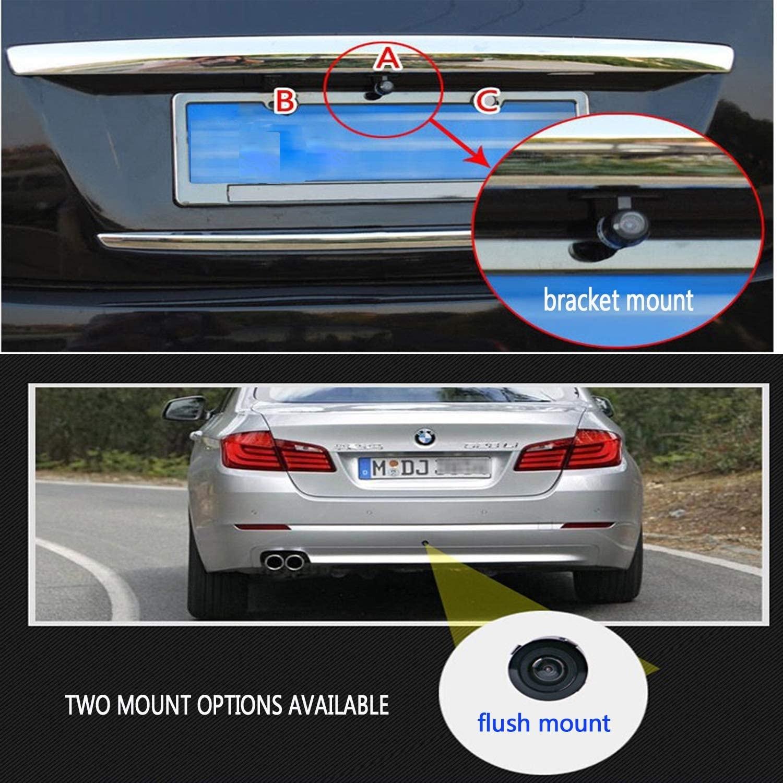 Casoda HD Wide View Backup Camera for Car