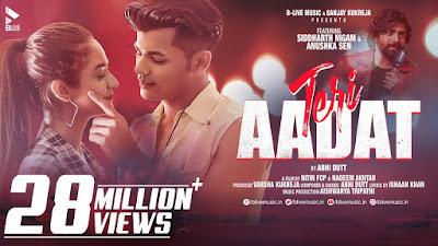 Teri Aadat Lyrics - Abhi Dutt -