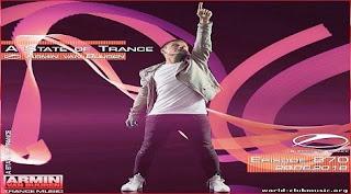 Armin Van Buuren - A State Of Trance 870 @ Radio DJ ONE