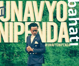 AUDIO | Bahati _ Unavyonipenda  Mp3 | Download