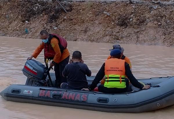 Terseret Arus Drainase di Sagulung, Bocah 6 Tahun Masih Dalam Pencarian