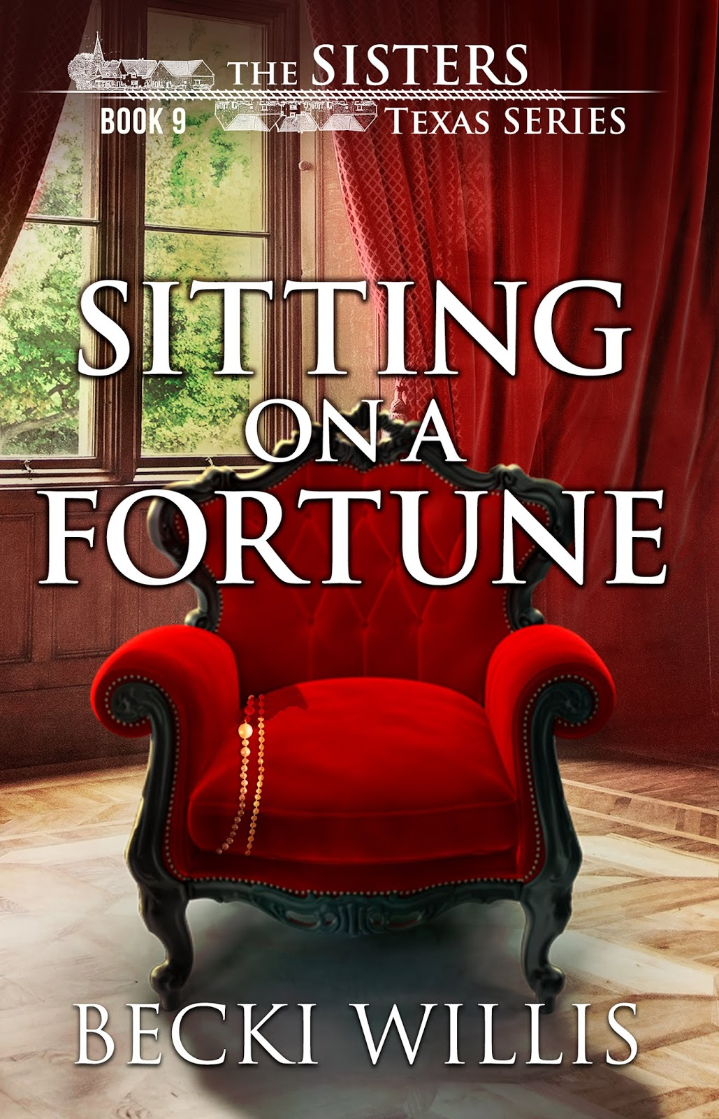 Sitting on a Fortune book cover