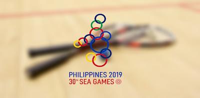 Keputusan Skuasy Sukan SEA 2019 (Jadual)