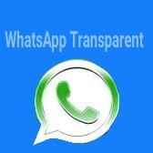 تنزيل واتساب الشفاف WhatsApp Transparent اخر تحديث v10.20 ضد الحظر