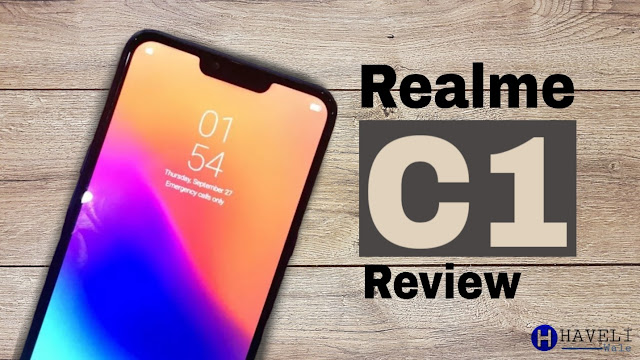 Realme C1 Full Review (Hindi/Urdu)