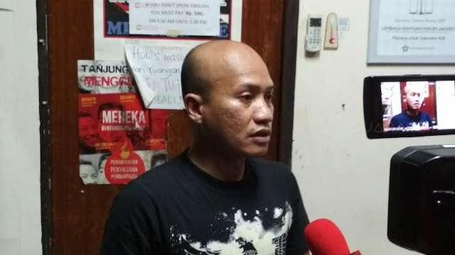 Tsamara Amany Bela William, Taufiqurrahman: Mau Playing Victim