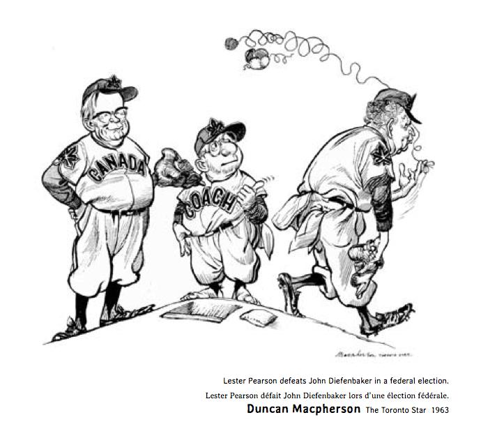 Bado's blog: Political cartooning in Canada: a history by