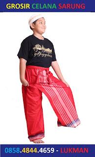 grosir sarung model celana