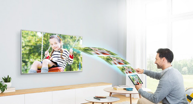 Smart Tivi Samsung 65 inch UHD 4K UA65NU7400KXXV