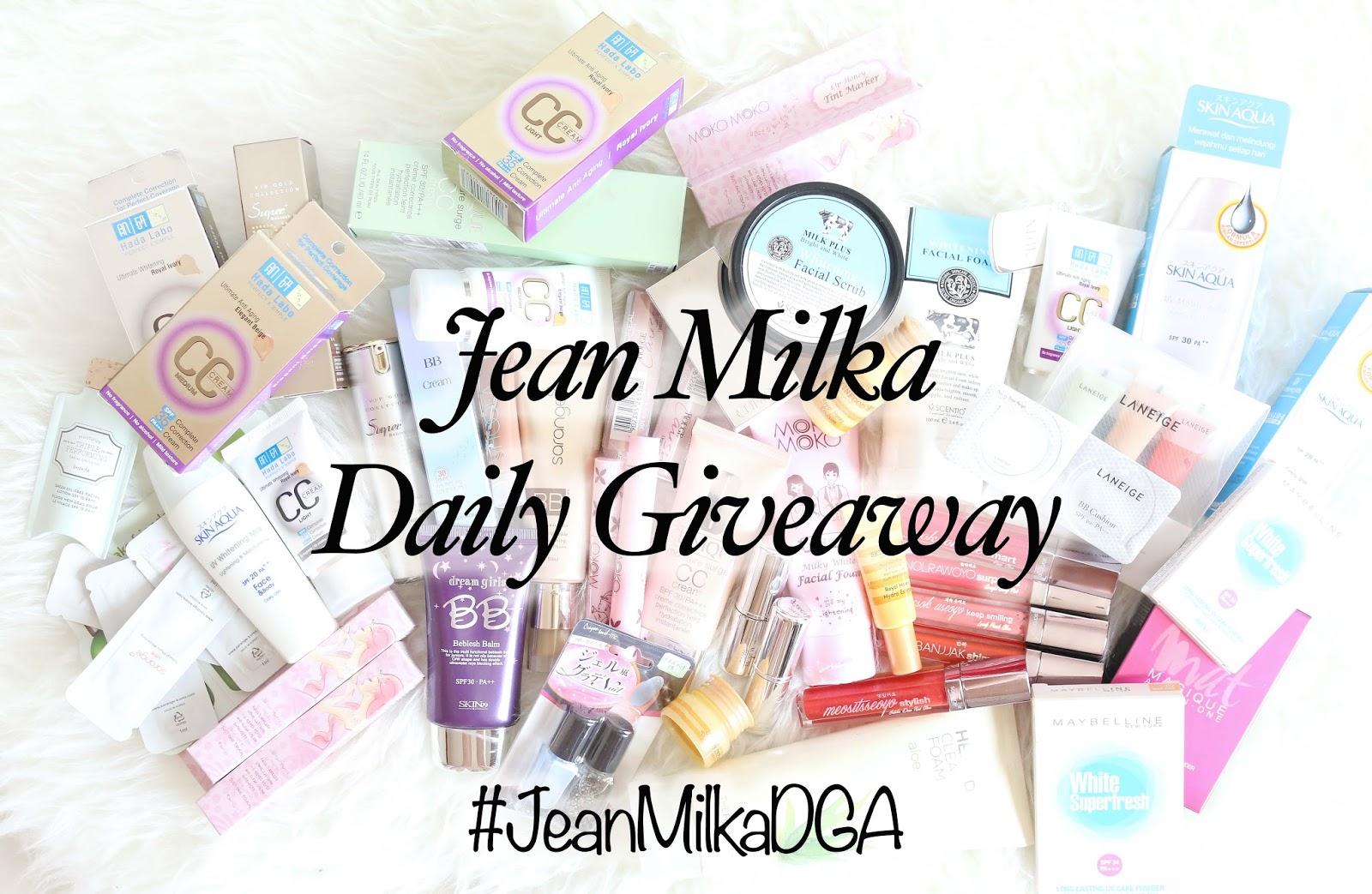 giveaway, giveaway indonesia, hadiah, bagi hadiah, giveaway indo, giveaway makeup, makeup, beauty, makeup untuk pemula