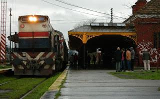 Sin novedades hasta diciembre de la vuelta del tren a Tandil