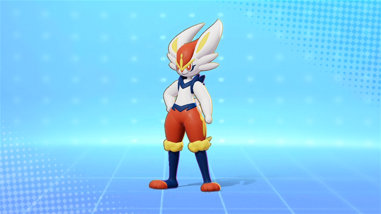Pokémon Unite - Cinderace