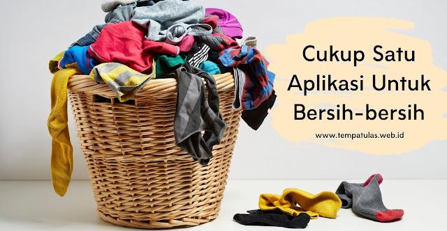 Teman bersih laundry