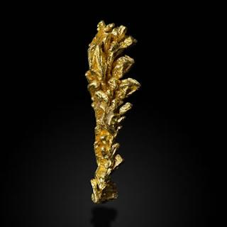 Crystalline Gold of Brazil