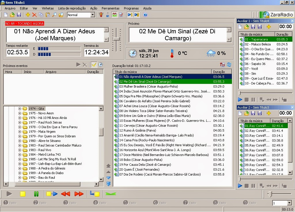 HD Virtual 4: 3.41 MB - ZaraRadio Free - Radio automatico ...