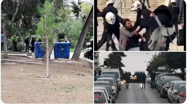 Συνδικαλιστής αστυνομικός: Ντροπή τα γεγονότα της Νέας Σμύρνης – Εικόνες αλητείας, όχι Αστυνομίας