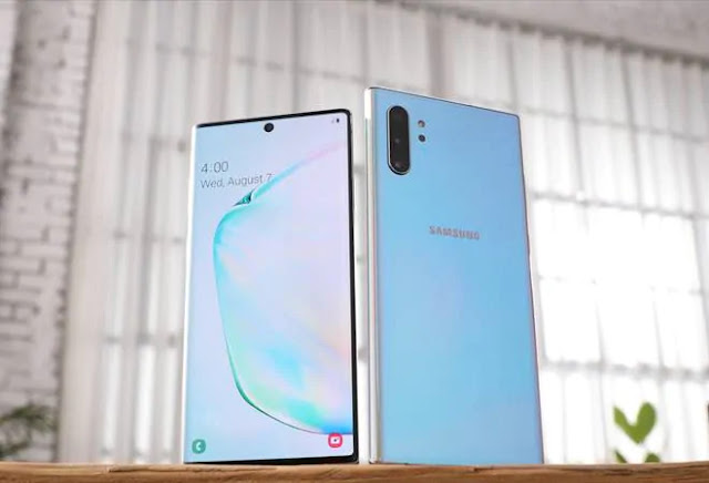 Samsung Galaxy Note 10 dan 10 Plus