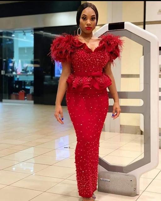 Stunning Asoebi Styles to Rock in 2020