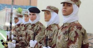 لأول مرة في تاريخها.. السعودية تسمح للنساء الالتحاق بالجيش
