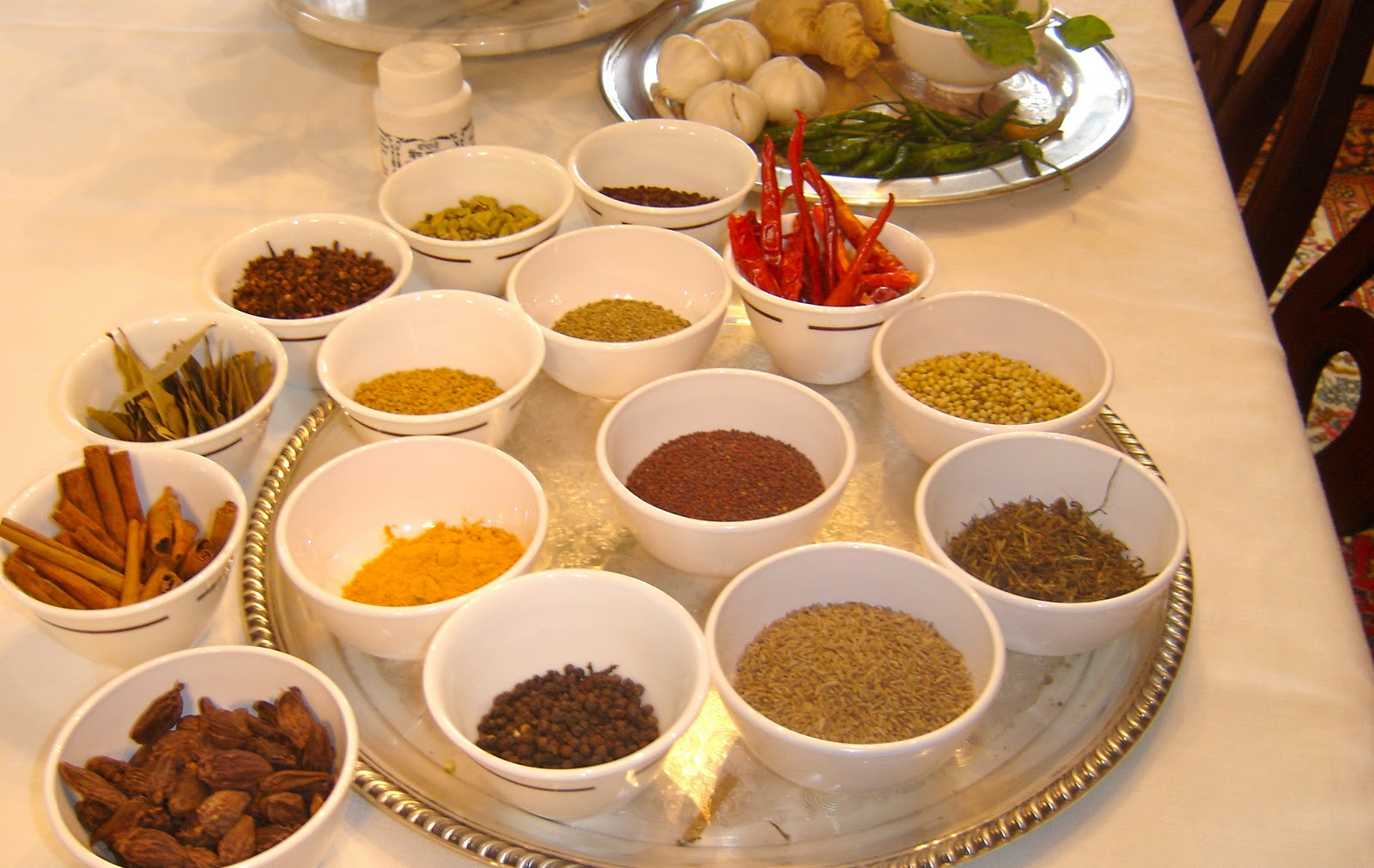 Taste of Nepal: Commonly Used Herbs and Spices in Nepali Cooking