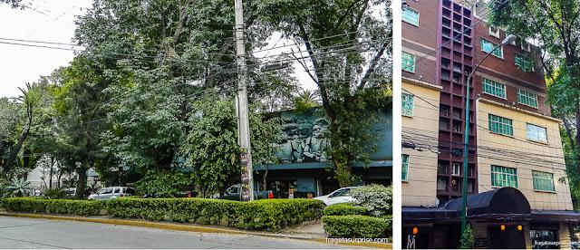 Cidade do México: hospedagem no bairro de La Condesa