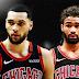 Chicago Bulls menang, Zach Lavine dan Coby White bikin rekor 3-point