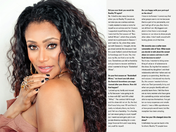 Fashion Crackheads: Tami Roman on the Cover of Everything