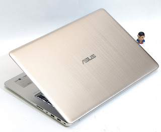 Laptop Design ASUS N580VD Core i7 Double VGA