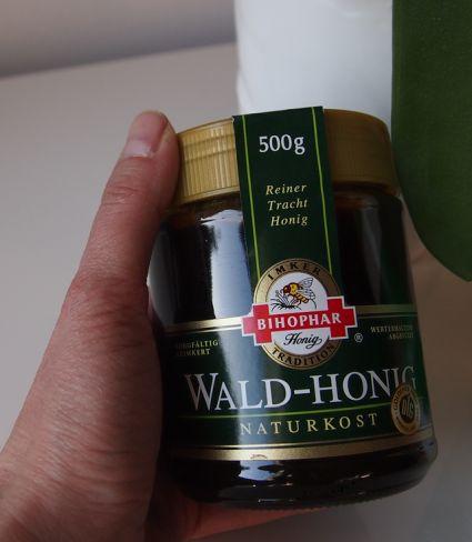 DIY Badezusatz mit Honig