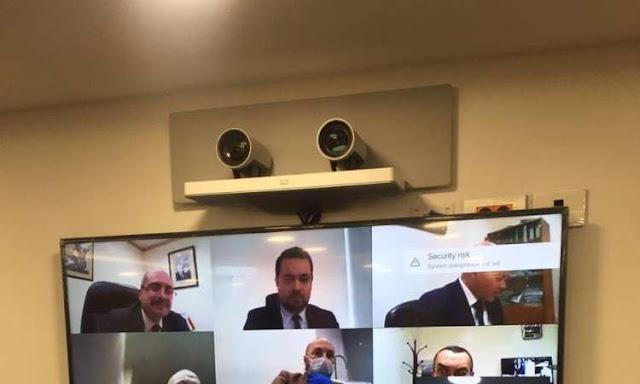 نواكشوط : مجلس الوزراء المقبل سيكون عبر الفيديو - كونفيرانس / مصدر