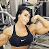 Video Female bodybuilding have serious muscles :