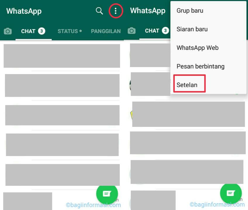 Cara Backup Dan Restore Data Whatsapp Ke Google Drive Bagiinformasi