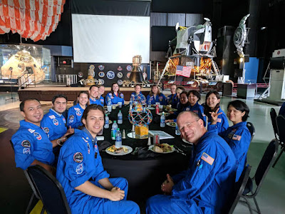Honeywell Educators at Space Academy 2018