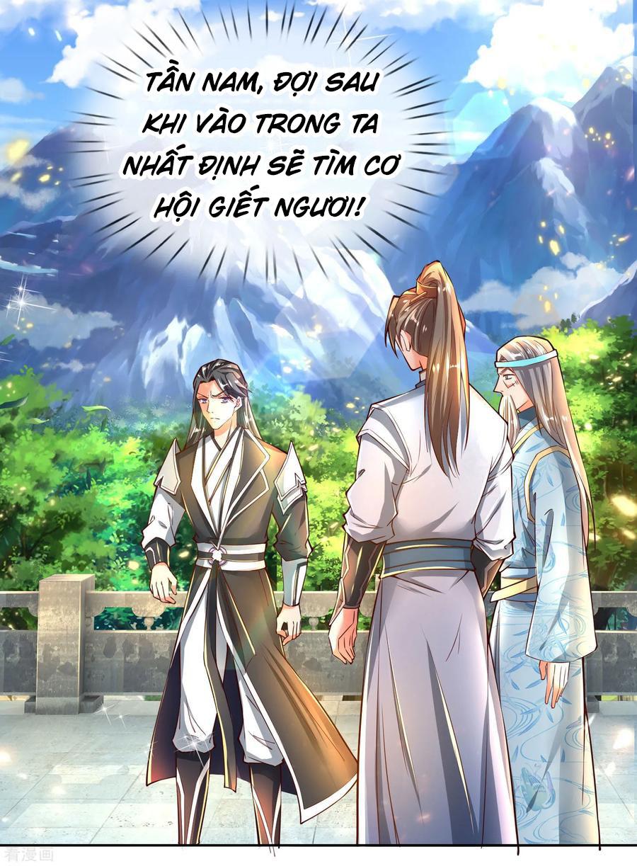Nghịch Thiên Kiếm Thần chap 250 - Trang 14