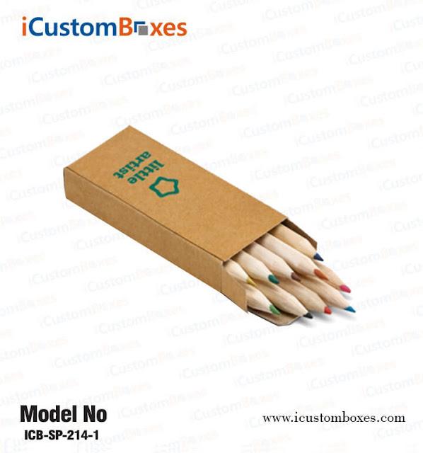 Custom Pencil Packaging