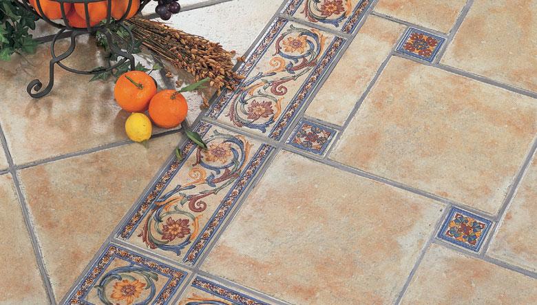 Baldosas de piedra natural baldosas en zaragoza m s baldosas materiales de construcci n - Azulejos rusticos para patios ...