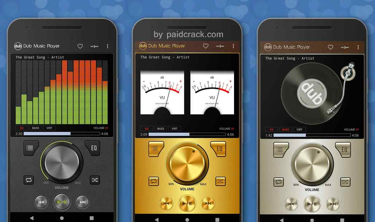 Dub Music Player Premium Apk 5.0 Ad-free [Latest Version]