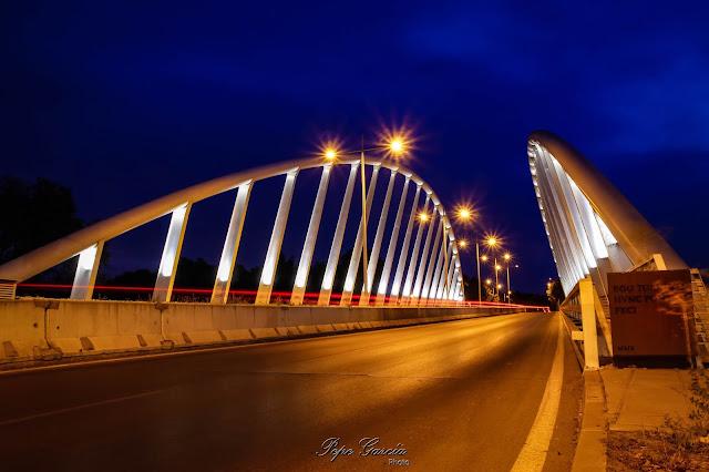 Arquitectura - Puente Ego Toletvm