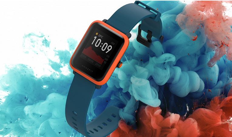 40 days without recharging, GPS, Bluetooth 5.0 and IP68. Amazfit Bip S Smart Watches Introduced