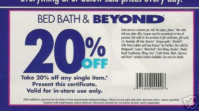 bed bath and beyond coupon 2012 free coupons bed bath and beyond coupons 13145