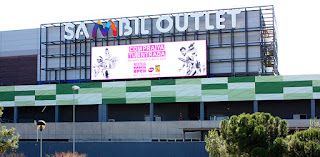 Sambil Outlet Madrid, centro comercial low cost
