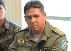Comandante anuncia promoção 'post-mortem' a policiais militares vítimas da Covid-19