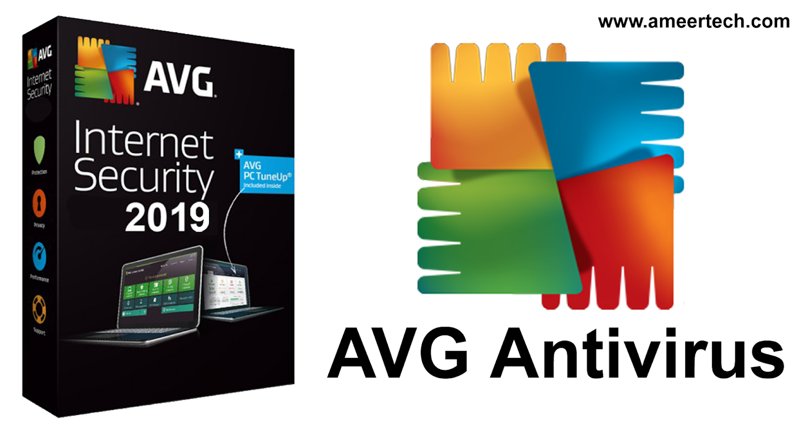 AVG Antivirus PRO Free Download (2019) For Windows 7