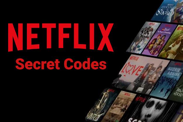 netflix codes hidden categories