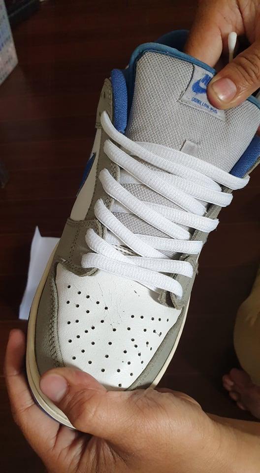 Eidechse Leather Repair : eidechse, leather, repair, Cracking, Leather, Dunks, Skate, Shoes, Manila's, Skateboarding, Where, Deals,, Reviews,