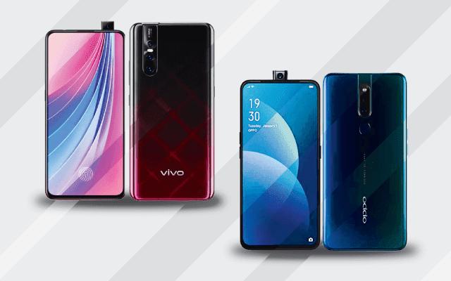 Perbandingan Kualitas Handphone Vivo V15 Pro dan Oppo F11 Pro
