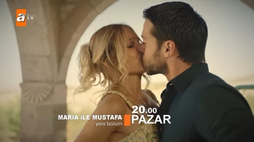 Maria Ile Mustafa Episode 3